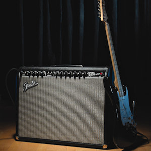Fender Stratocaster & Twin reverb