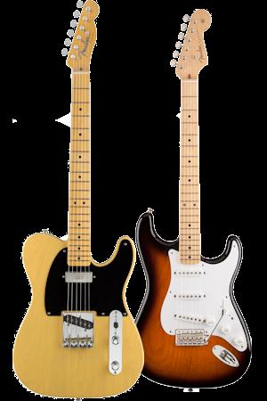 Fender Telecaster & Stratocaster
