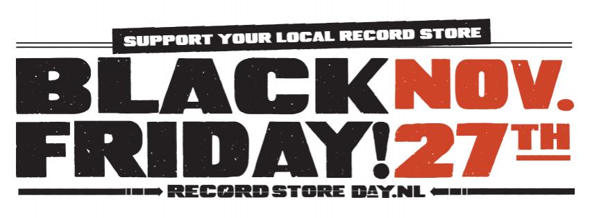 Vinyl Black Friday 2015