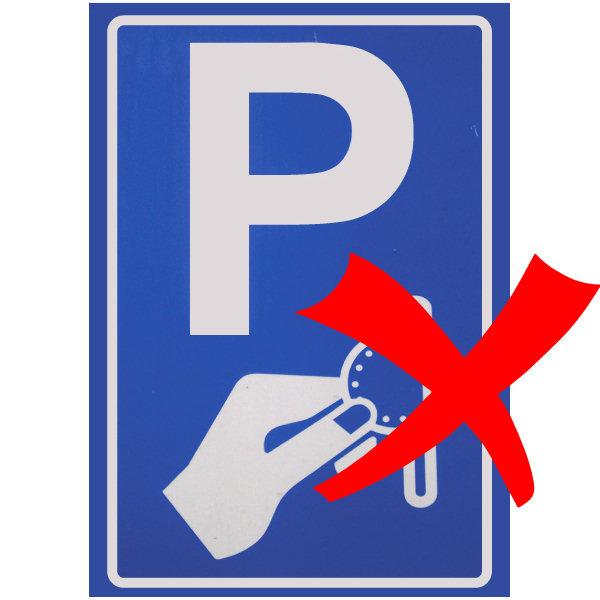 Gratis parkeren in Franeker
