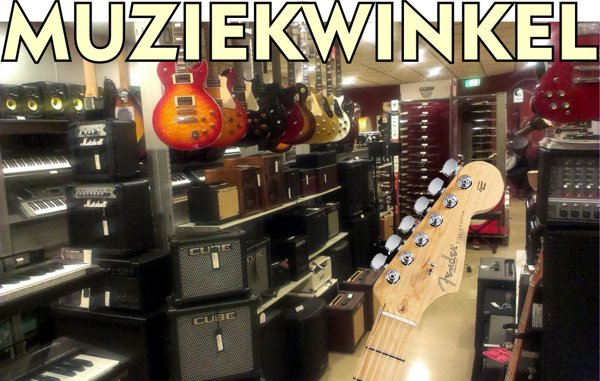 Muziekwinkel Mollema Music World