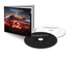 David Gilmour - Live in Pompeii - cd