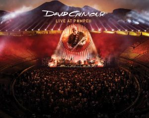 David Gilmour - Live in Pompeii 2016