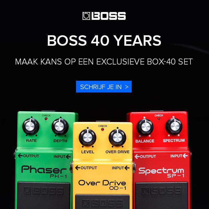 Boss 40 jaar