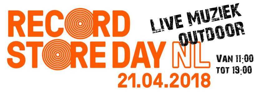 Record Store Day 2018 bij Mollema Music world