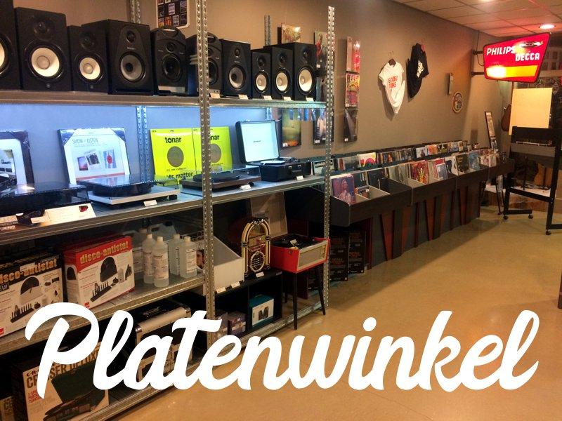 Platenwinkel