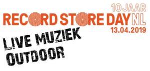 Record Store Day 2019 10 jaar