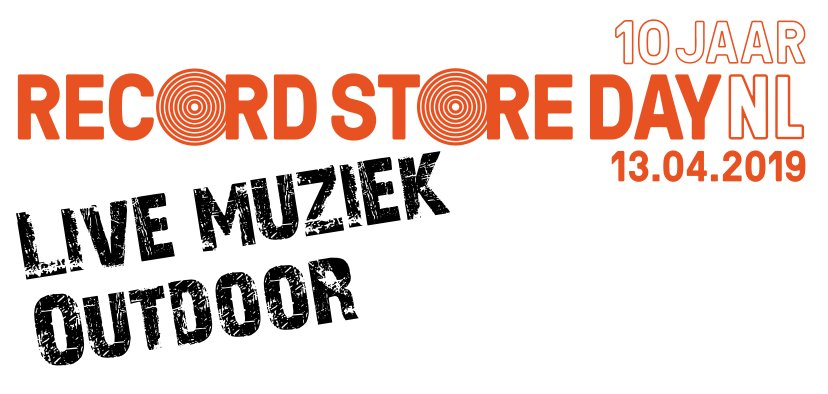 Record Store Day 2019 10 jaar